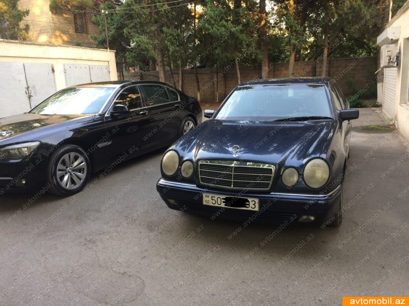 Mercedes-Benz E 200 2.0(lt) 1997 İkinci əl  $9000