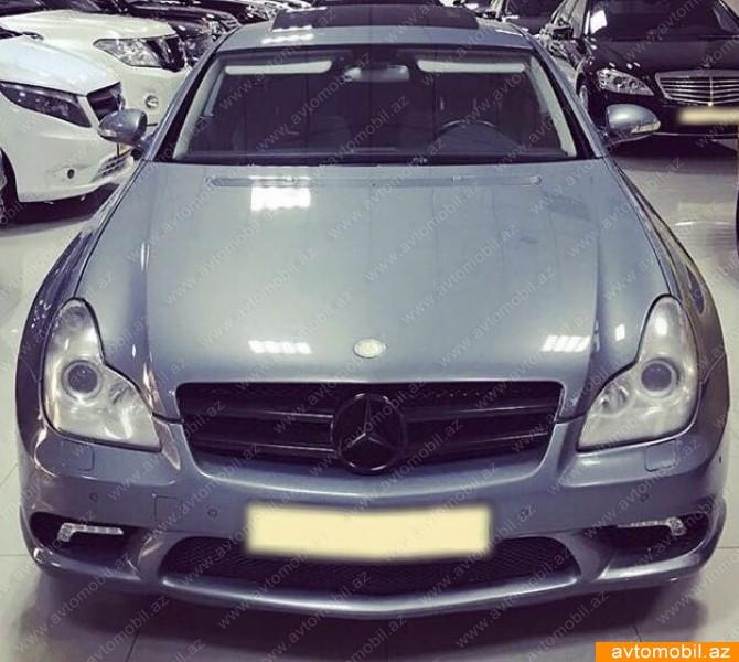 Mercedes-Benz CLS 55 AMG 5.5(lt) 2006 İkinci əl  $15800