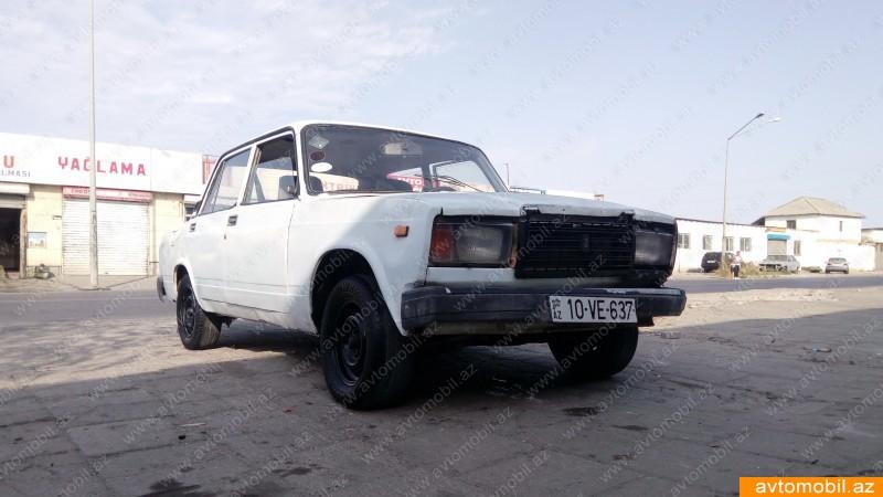 VAZ 2107 1.3(lt) 1986 İkinci əl  $1500