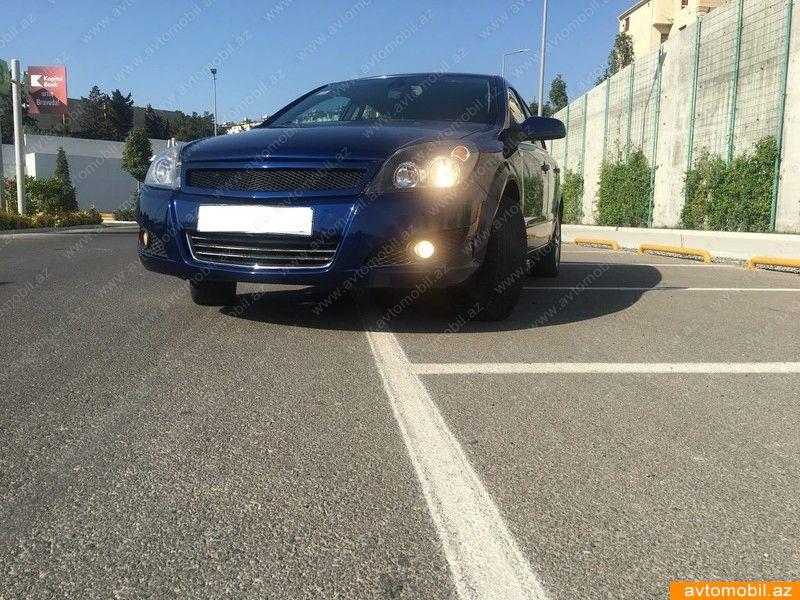 Opel Astra 1.8(lt) 2008 İkinci əl  $11400