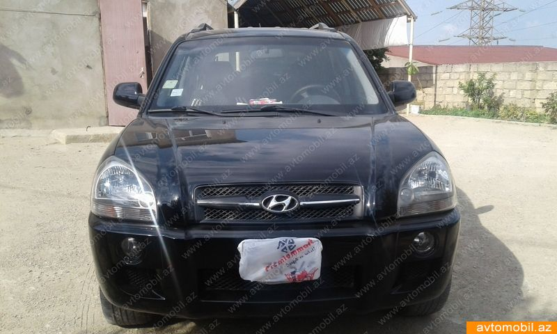 Hyundai Tucson 2.0(lt) 2007 İkinci əl  $17500