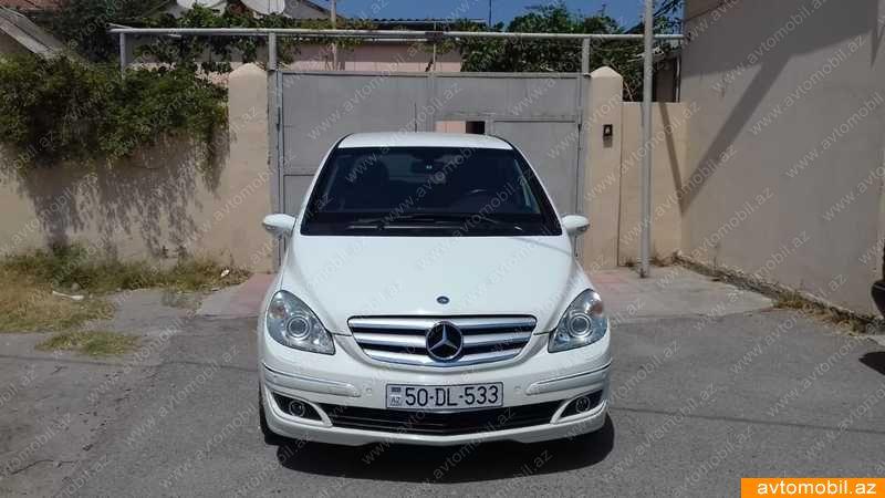 Mercedes-Benz B 170 1.7(lt) 2007 İkinci əl  $14300
