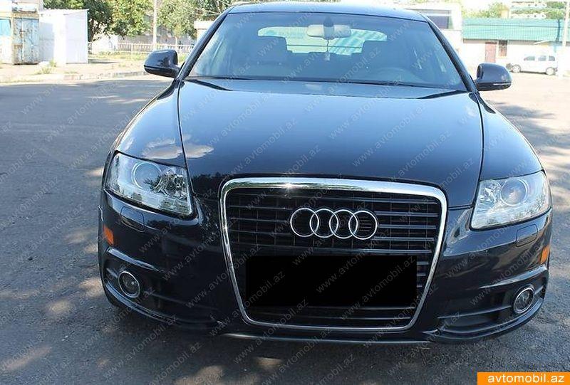 Audi A6 3.0(lt) 2012 İkinci əl  $8700