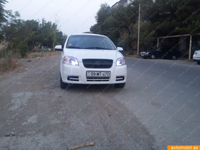 Chevrolet Aveo 1.4(lt) 2011 İkinci əl  $5300