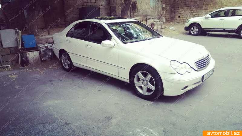 Mercedes-Benz C 320 3200(lt) 2001 Second hand  $8800