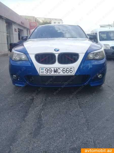 BMW 535 3.0(lt) 2007 Подержанный  $26500