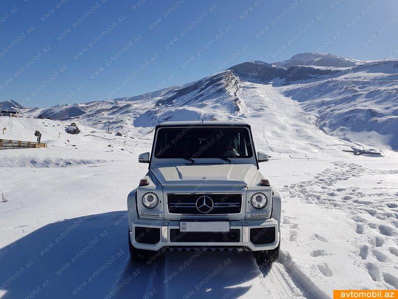 Mercedes-Benz G 55 AMG 5.5(lt) 2008 İkinci əl  $51500
