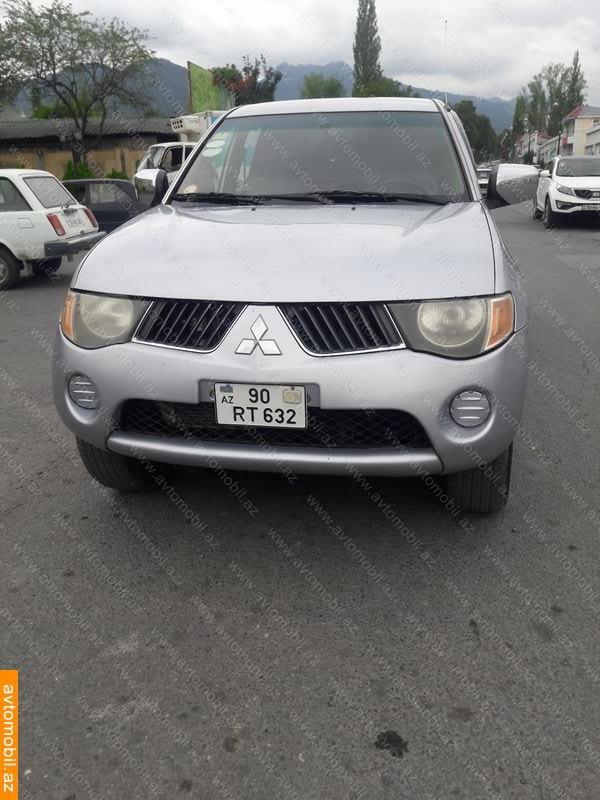 Mitsubishi L200 2.5(lt) 2008 Подержанный  $21600