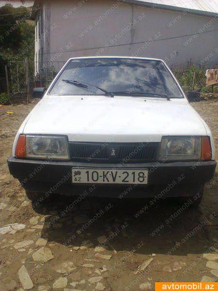 VAZ 2109 1.5(lt) 1989 Подержанный  $2000