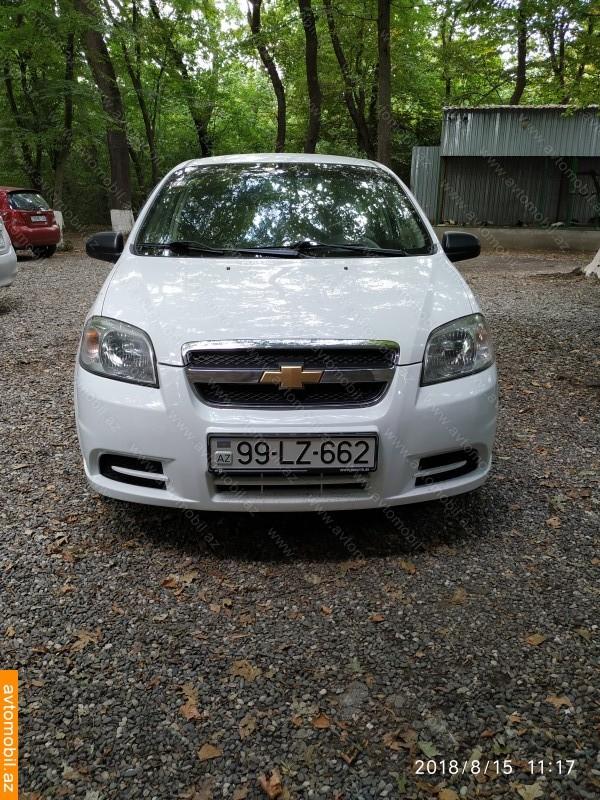 Chevrolet Aveo 1.4(lt) 2011 İkinci əl  $6150