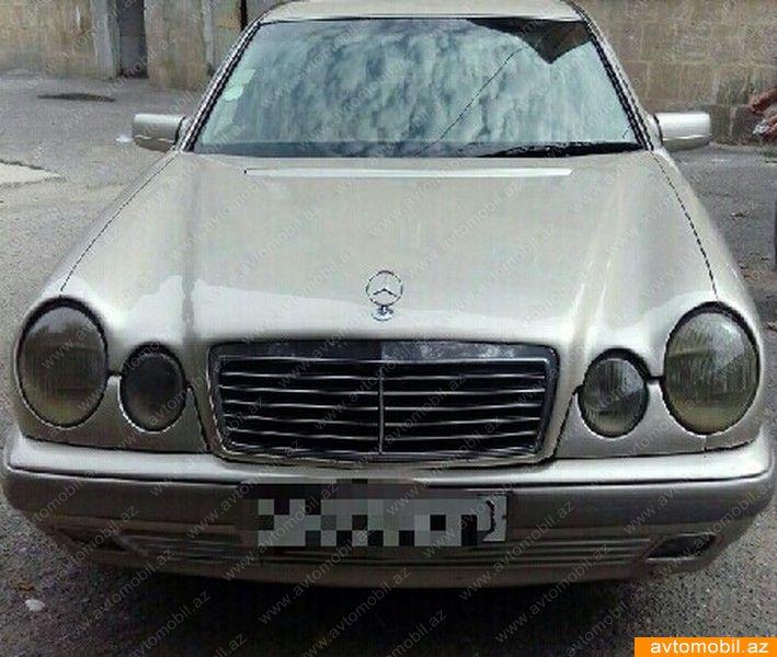 Mercedes-Benz E 220 2.2(lt) 1995 İkinci əl  $5300