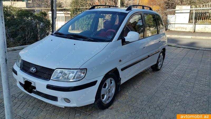 Hyundai Matrix 1.6(lt) 2008 İkinci əl  $11800