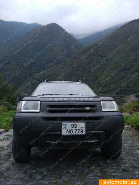 Land Rover Freelander 2.5(lt) 2002 İkinci əl  $9000