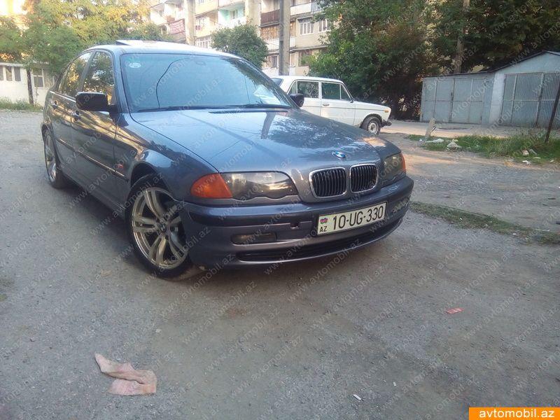 BMW 323 2.5(lt) 1999 Second hand  $10500