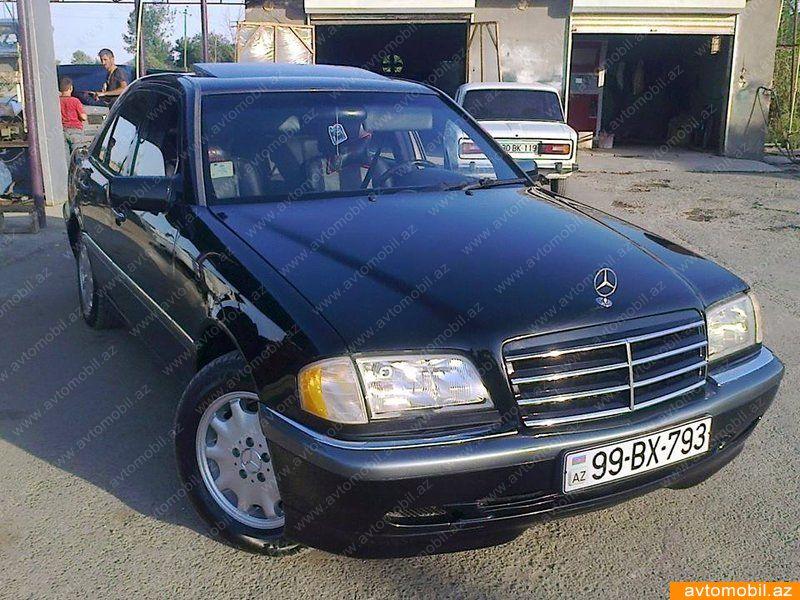 Mercedes-Benz C 230 2.3(lt) 1998 Подержанный  $7300