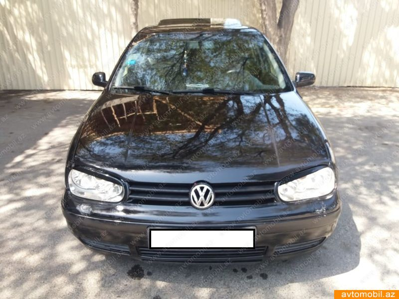 Volkswagen Golf 1.6(lt) 1998 İkinci əl  $2880