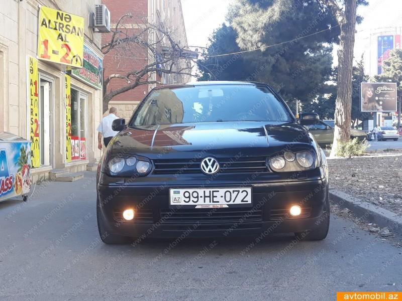 Volkswagen Golf 1.9(lt) 2001 Подержанный  $11000
