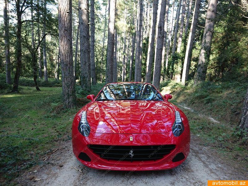 Ferrari Ferrari California 3.9(lt) 2014 Подержанный  $190000