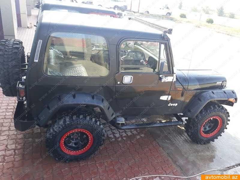 jeep wrangler t cili sat l r kinci l 1995 13000. Black Bedroom Furniture Sets. Home Design Ideas