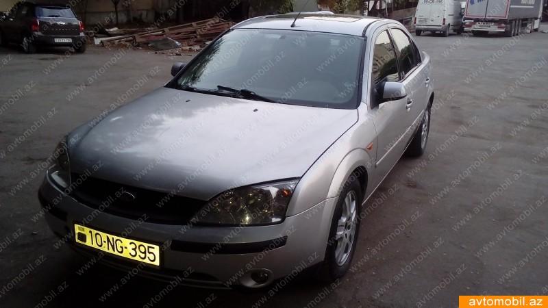 Ford Mondeo 2.0(lt) 2003 İkinci əl  $7200
