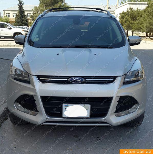Ford Kuga 2.0(lt) 2012 İkinci əl  $15800