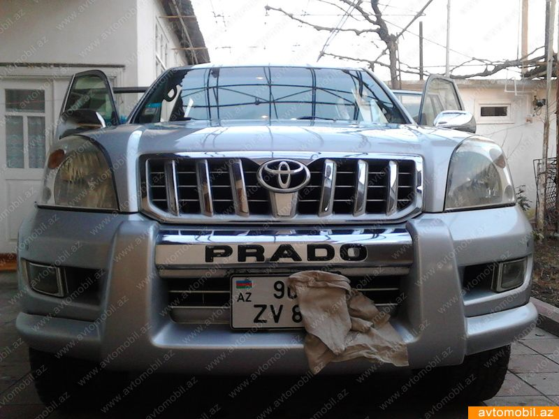 Toyota Prado 4.0(lt) 2006 İkinci əl  $18000