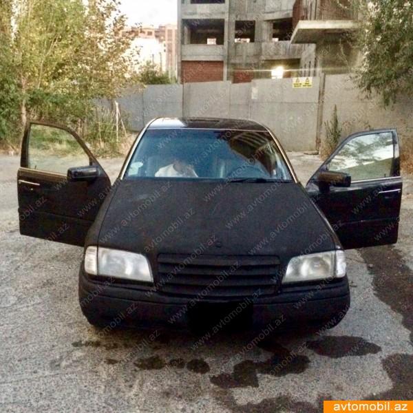 Mercedes-Benz C 220 2.2(lt) 1994 Подержанный  $3750