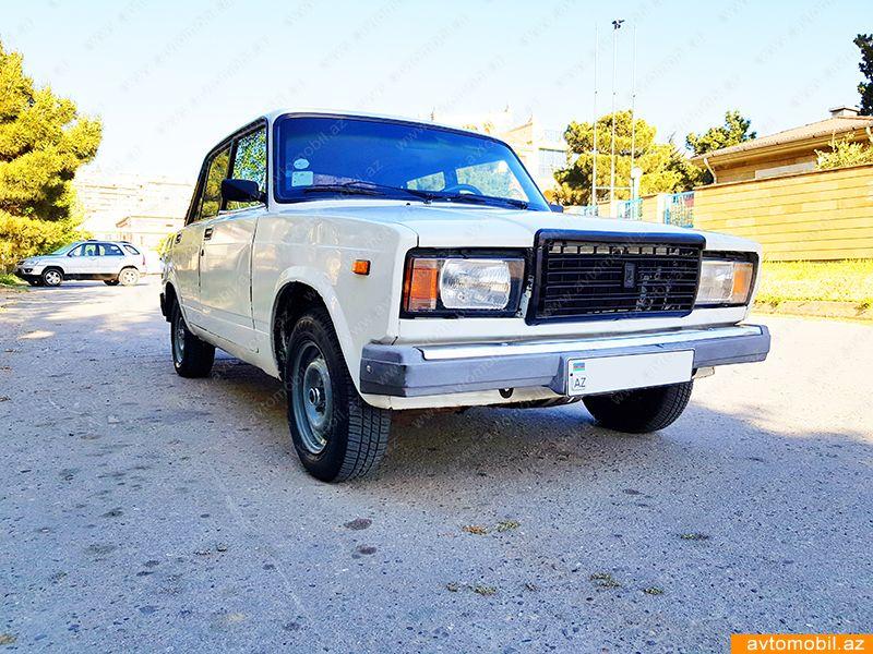 VAZ 2105 1.5(lt) 1981 İkinci əl  $1700