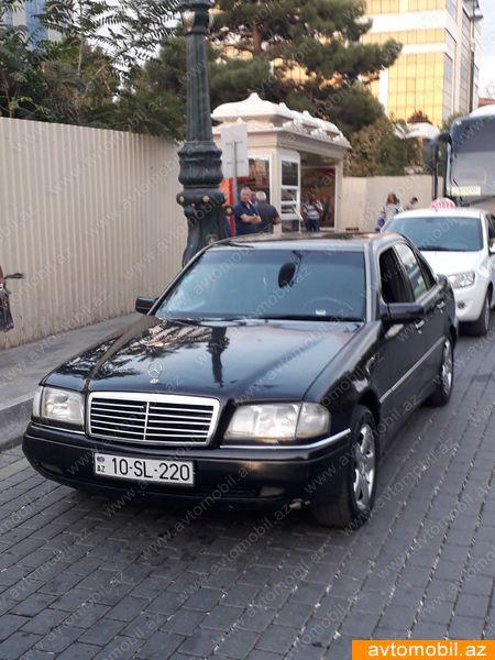 Mercedes-Benz C 200 2.5(lt) 1994 İkinci əl  $8000