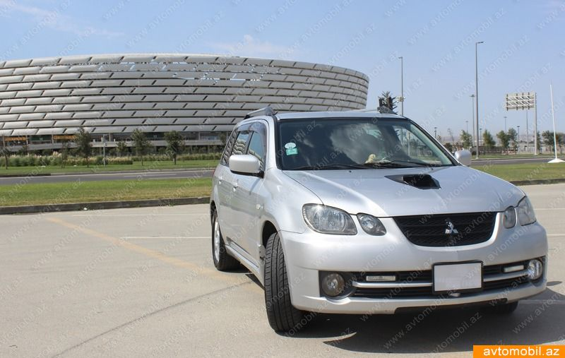 Mitsubishi Airtrek 2.0(lt) 2003 İkinci əl  $9200