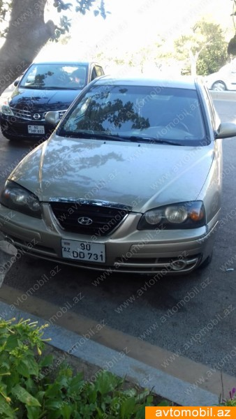 Hyundai Elantra 2.0(lt) 2001 İkinci əl  $5500