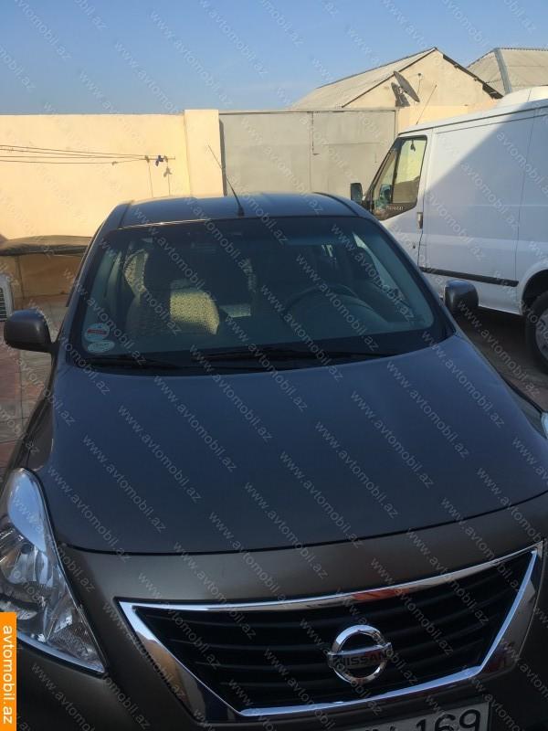 Nissan Sunny 1.5(lt) 2014 Подержанный  $10000