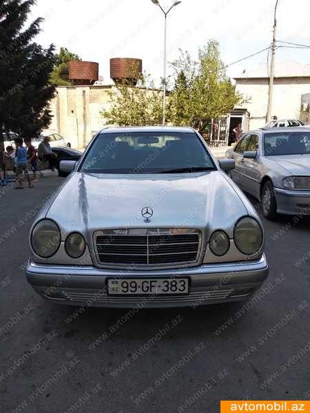 Mercedes-Benz E 240 2.6(lt) 1999 İkinci əl  $12500