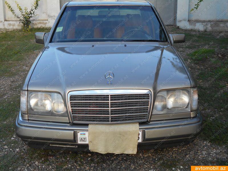 Mercedes-Benz E 230 2.3(lt) 1991 Подержанный  $6000