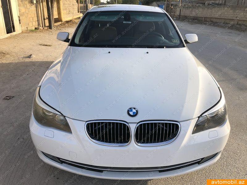 BMW 528 3.0(lt) 2008 Подержанный  $14500