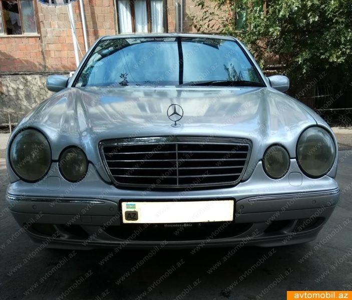 Mercedes-Benz E 240 2.7(lt) 2001 İkinci əl  $16500