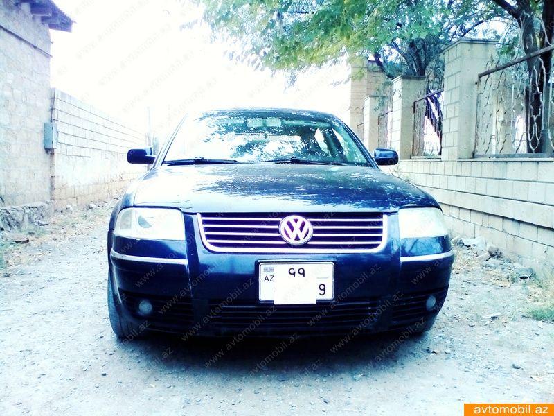 Volkswagen Passat 1.8(lt) 2002 İkinci əl  $4000