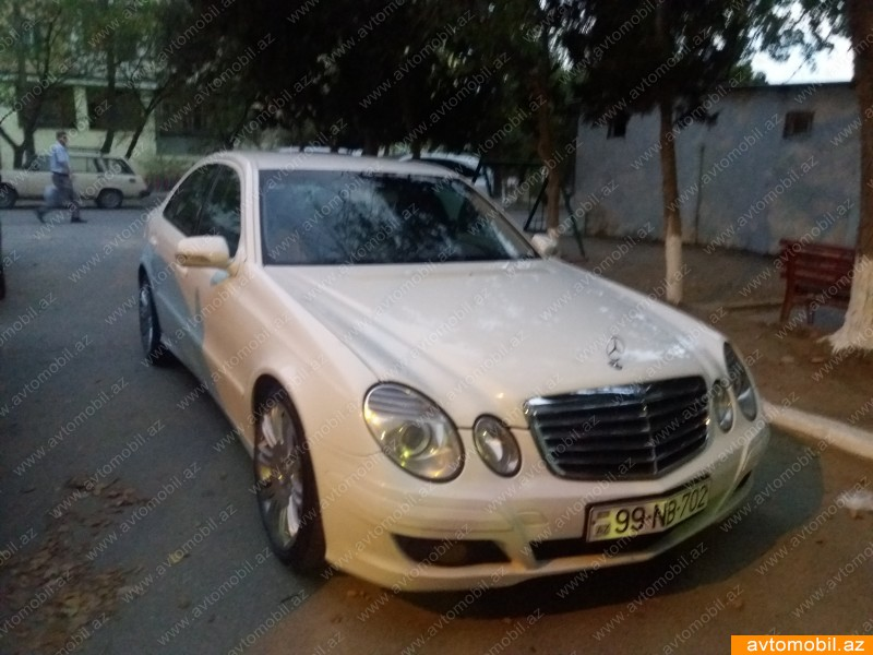 Mercedes-Benz 220 2.2(lt) 2006 İkinci əl  $9600