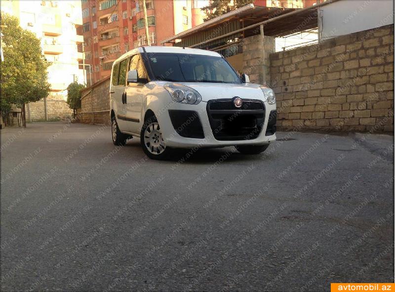 Fiat Doblo 1.4(lt) 2011 İkinci əl  $9300