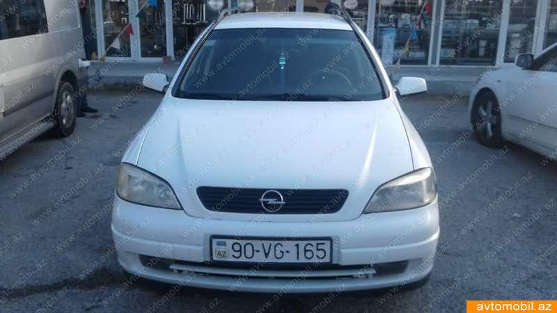 Opel Astra 1.6(lt) 1999 İkinci əl  $8500
