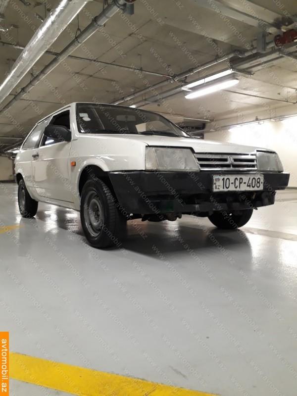 VAZ 2108 1.5(lt) 1986 İkinci əl  $3000