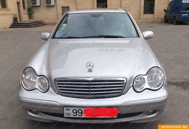 Mercedes-Benz C 230 1.8(lt) 2003 İkinci əl  $7900