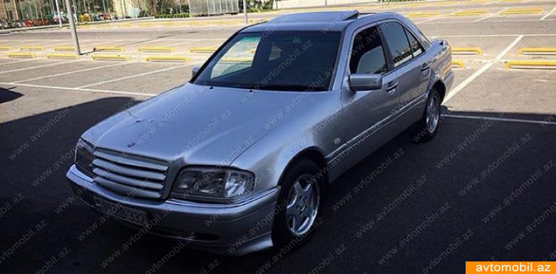 Mercedes-Benz C 180 1.8(lt) 1995 İkinci əl  $7900