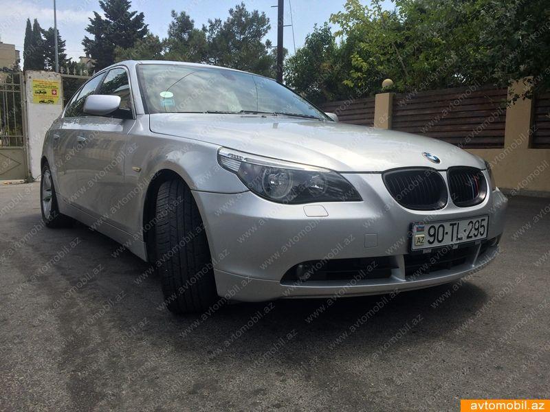 BMW 530 3.0(lt) 2006 İkinci əl  $17900
