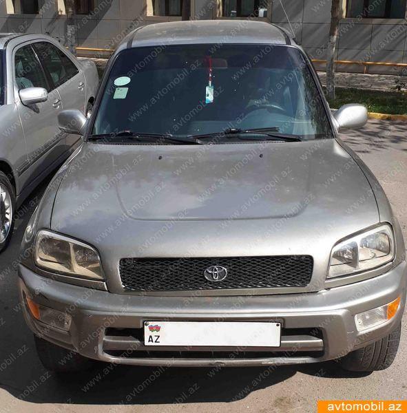 Toyota RAV 4 2.0(lt) 1999 İkinci əl  $11400