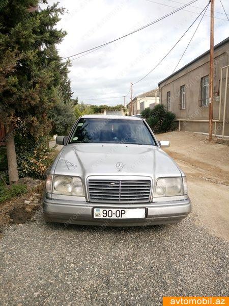 Mercedes-Benz E 300 3.0(lt) 1995 Second hand  $4700