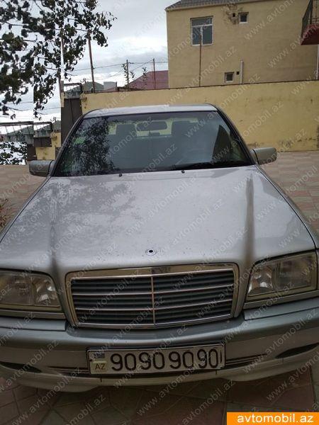 Mercedes-Benz C 220 2.2(lt) 1998 Подержанный  $6800
