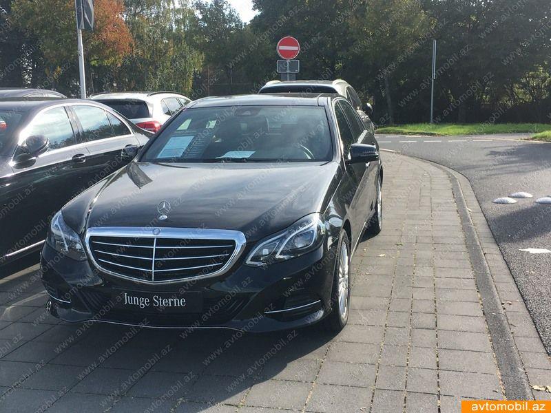 Mercedes-Benz E 250 2.2(lt) 2013 Second hand  $36000