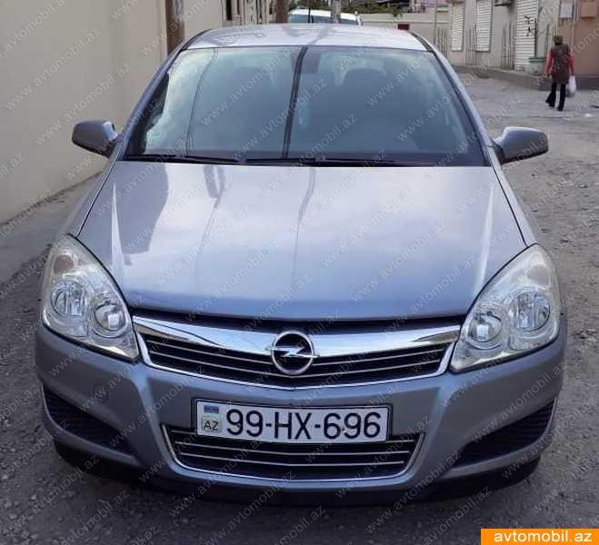 Opel Astra 1.6(lt) 2007 İkinci əl  $13000