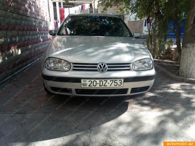 Volkswagen Golf 1.6(lt) 1998 İkinci əl  $5600